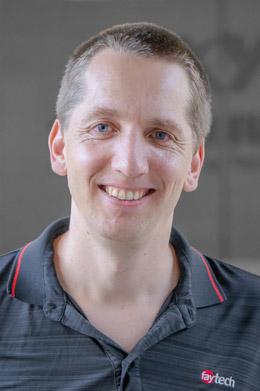 Arne Weber von Faytech