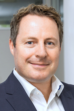 Frank Schmidt ist Vorstand von Oventis