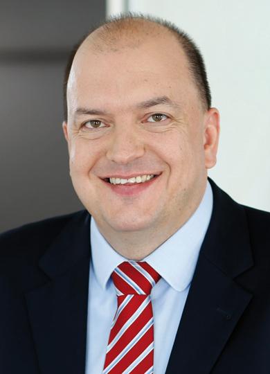 Manfred Schmid von Pinsent Masons Germany