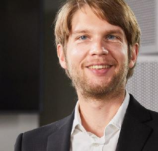 Tristan Niewöhner, Geschäftsführer von Persomatch