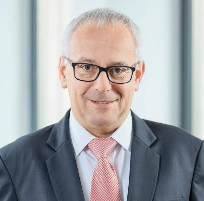 Rüdiger Baunemann von Plastics Europe Deutschland
