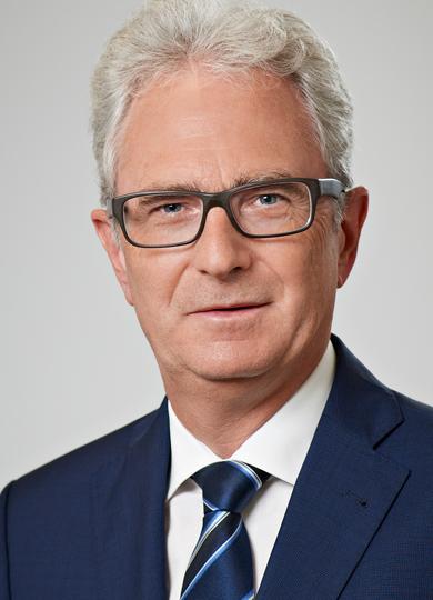 Ulrich Ackermann vom VDMA