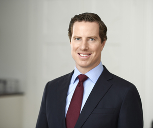 Christoph Petri ist Geschäftsführer von Ringmetall.