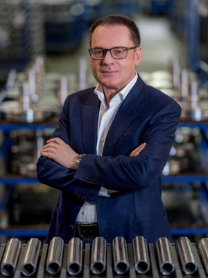 Dietmar Wohlfart ist Geschäftsführer und Mitinhaber von Hör Technologie.
